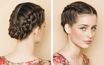 Dicas de tranças para cabelos curtos