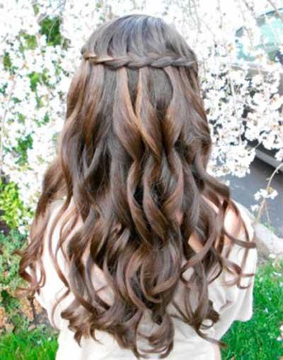 tendências de penteados
