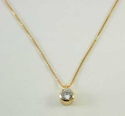 imagem de colar feminino