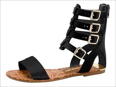 imagens de sandálias da moda 2015
