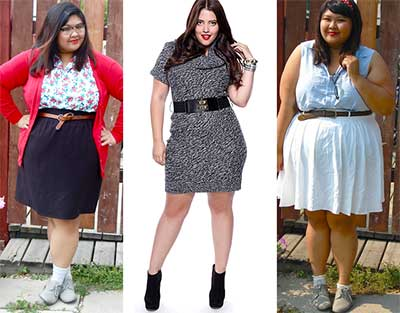 looks da moda plus size