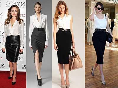 moda social feminina