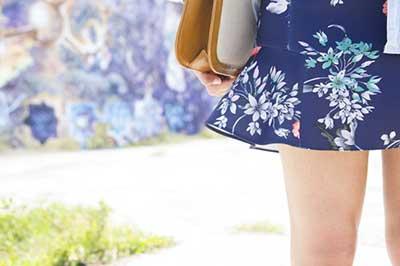 imagens de saias de neoprene