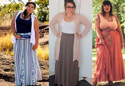 blogueira linda