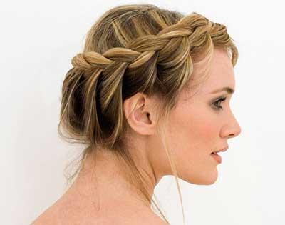 Modelos de tranças para cabelos curtos
