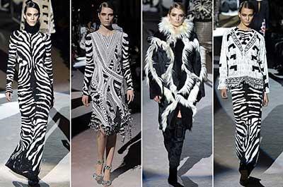 dicas de estampa de zebra