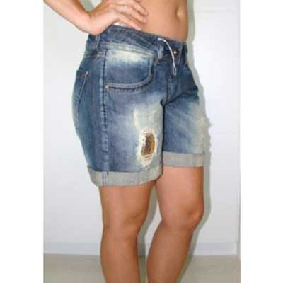 Dicas de bermudas jeans