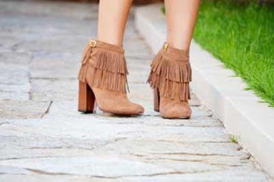 imagens de botas femininas