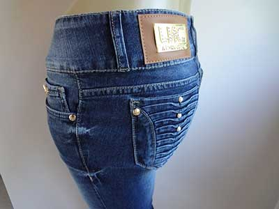 Imagens da denuncia jeans