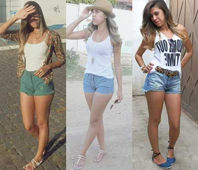 imagens de Hot pants