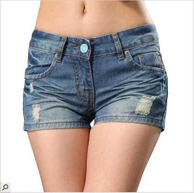 tendências de Hot pants
