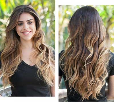 penteados para cabelos 2015