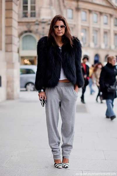 calças para inverno