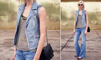 fotos da moda jeans
