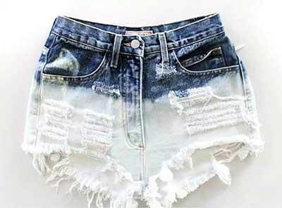 dicas de Hot pants