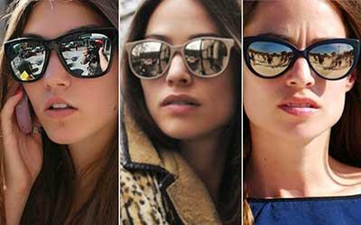 dd367fd5e Tendências de Óculos Escuros de Sol para o Verão 2015