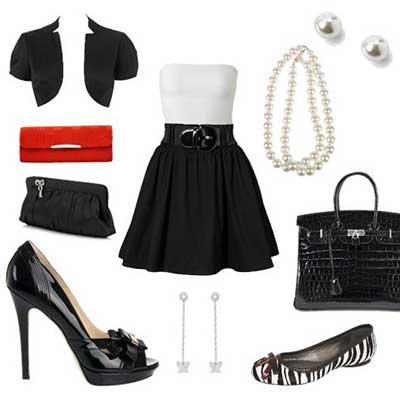 modelos de saias pretas
