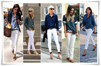 jeans na tendências 2015