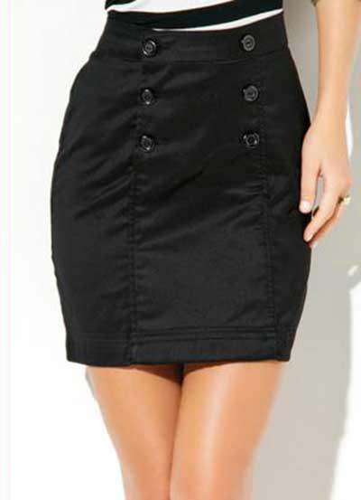 modelos de saias modeladas