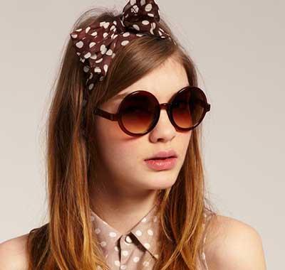 óculos escuros de sol