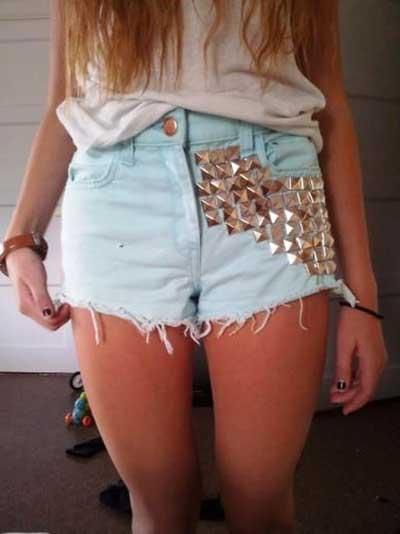 dicas de shorts