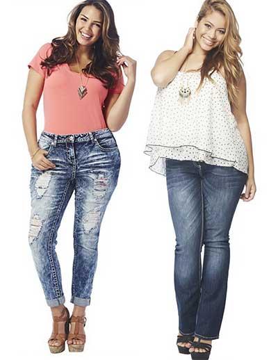 modelos de jeans 2015