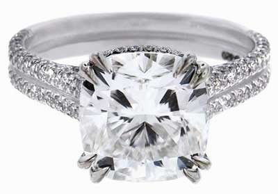 Fotos de Anel de Diamantes