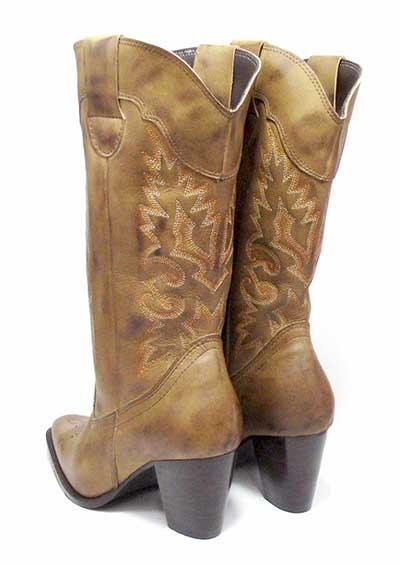 moda da bota texana