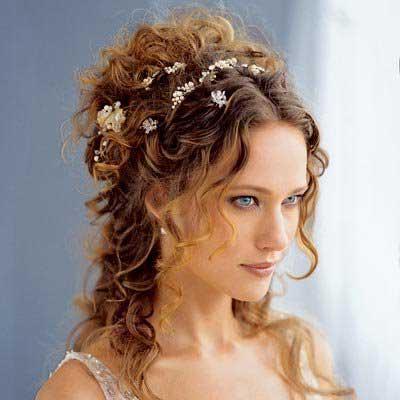 Modelos de penteados para festa de 15 anos