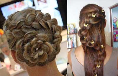 dicas de penteados para debutantes