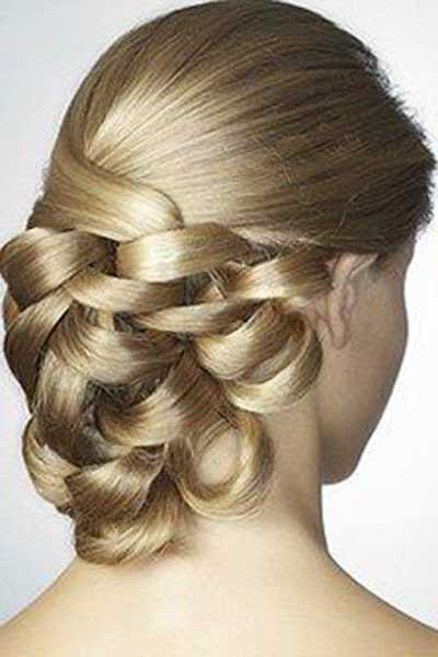 modelos de penteados para debutantes