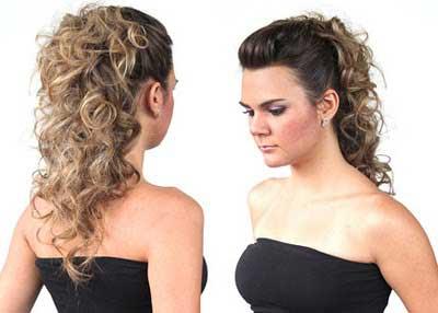 fotos de penteados para debutantes