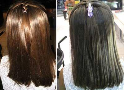 fotos de penteados para meninas