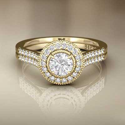 modelos de anel de compromisso