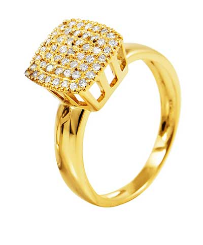 foto de anel de ouro