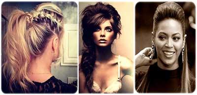 imagens de penteados femininos