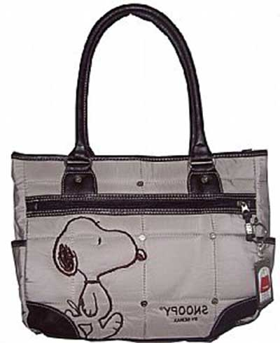 bolsas do snoopy