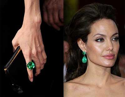 dica de anel de esmeralda