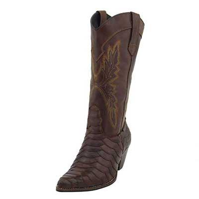 modelos de botas texanas