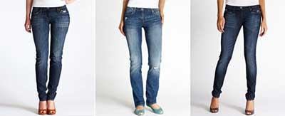 calças levis