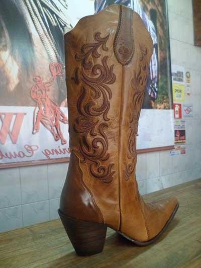 fotos de botas texanas