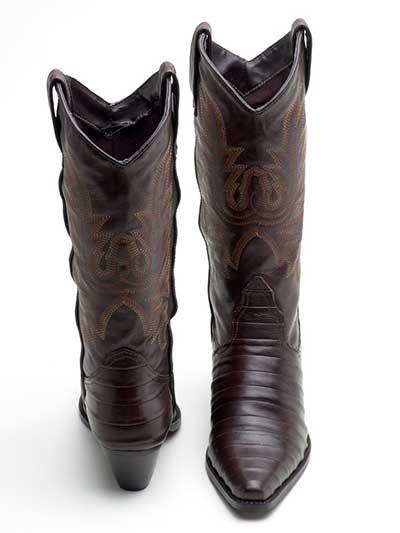 imagens de botas texanas