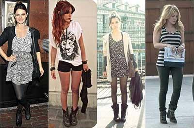 meninas de estilo
