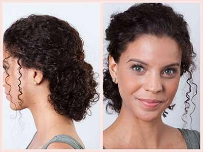 imagens de penteados para cabelo crespo