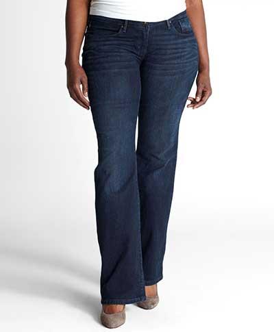 calças de jeans
