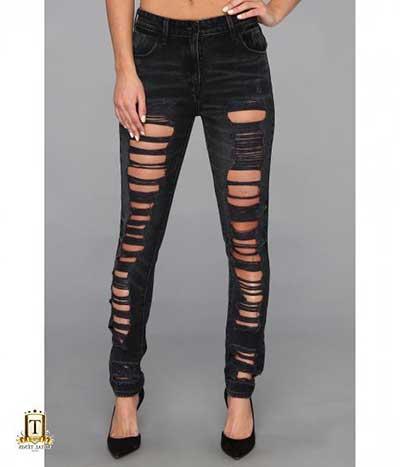 fotos de calças de jeans