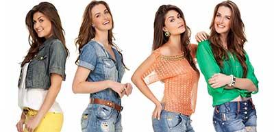 imagens de roupas femininas