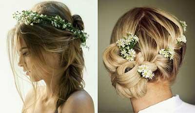 fotos de penteados simples