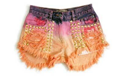 shorts curtos
