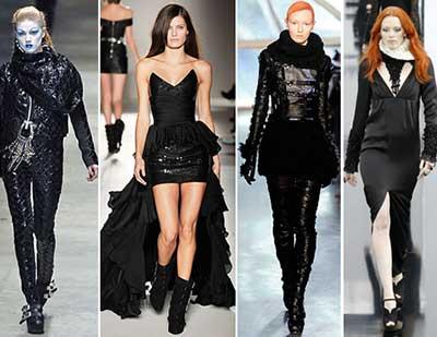 Imagens de roupas góticas